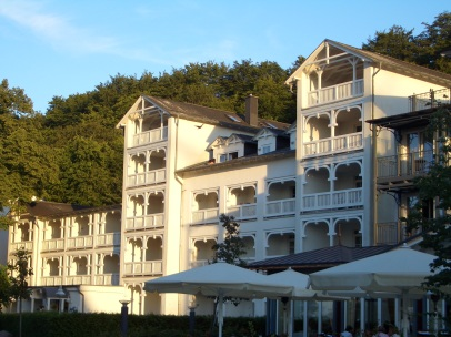 Aparthotel ostsee im ostseebad binz r gen for Appart hotel 13005
